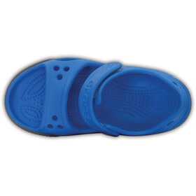 Crocs Crocband II Sandals Boys Ocean/Smoke